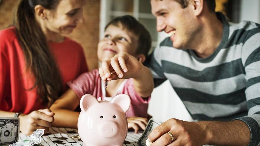 parents control money